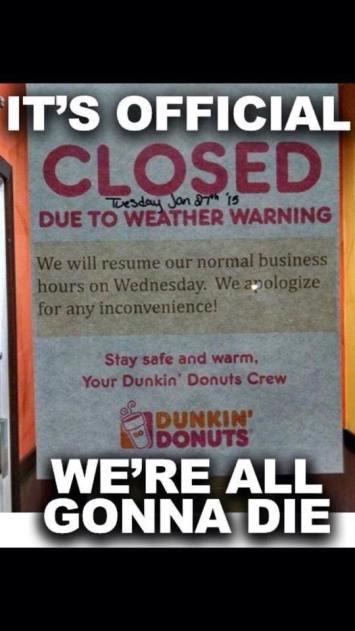 dunkin donuts boston