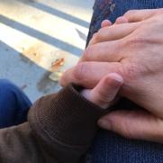 Holding hands_Jessica Kantrowitz