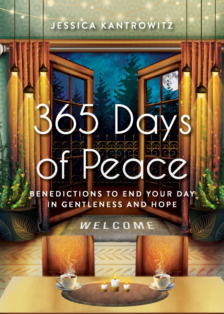 Book cover: 365 Days of Peace